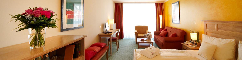 Gemütliche Zimmer in Seefeld (Tirol) - Das Hotel Eden